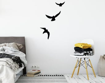 Birds Flight Wall Decal