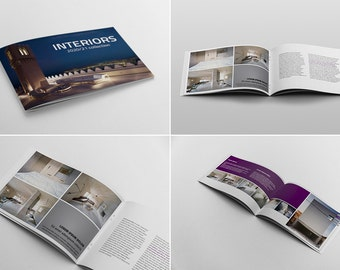 Booklet / Catalogue Template