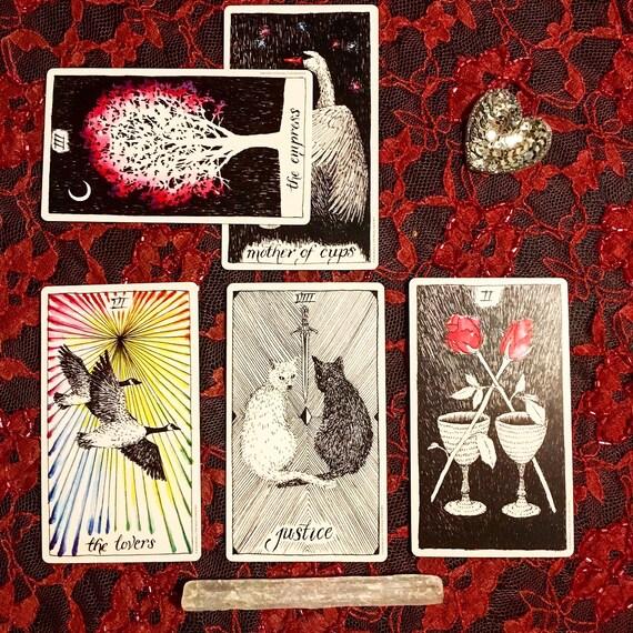 True Love Tarot Reading – Jerusalem House