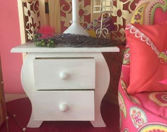 Little Furniture Table For American Girl Dolls
