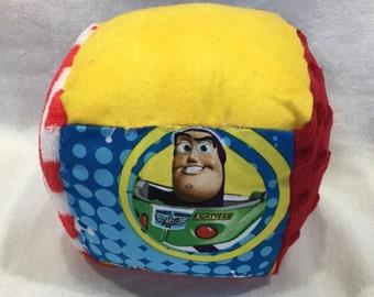 Toy Story Baby Sensory Block