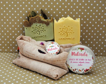 Gift Set, Handmade soap, Natural Soap, Homemade soap, Cold Process Soap, Bath and Beauty, artisan soap, gift for her, soap gift set