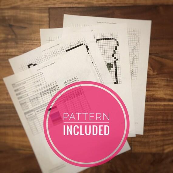 Basket Weaving Supplies Portland Oregon : Mount hood oregon modern cross stitch kit from
