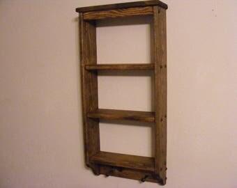 Rustic Accessory shelf