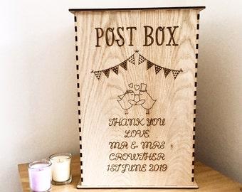 Unique card box | Etsy