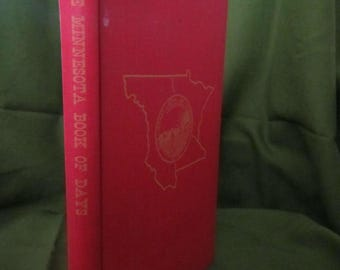 1949 ** The Minnesota Book of Days ** Roy Swanson **sj