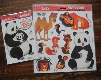 Taotao der kleine pandabar stickers