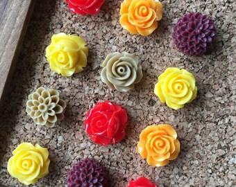 Pushpins, Decorative Tacks, Tack Set, Decorative Push Pins, Thumbtacks, Housewarming Gift, Teacher Gift, Decorative Thumb Tacks, Teen Gift