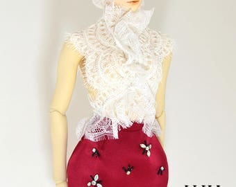 Frill Outfit For BJD Volks sd16, Iplehouse SID