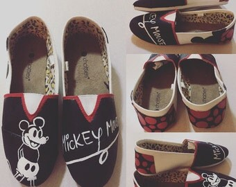 Mickey Mouse Imitation Toms