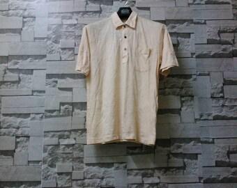 Vintage kansai man shirt casual retro kansai yamamoto yohji yamamoto issey miyake comme des cargons junya watanabe