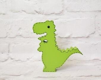 dinosaur ornament | etsy