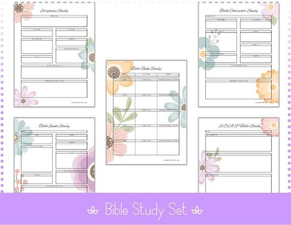 free bible study guides pdf