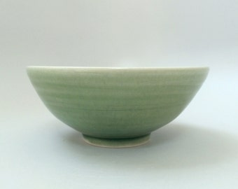 Green Celadon Bowl (small) B4