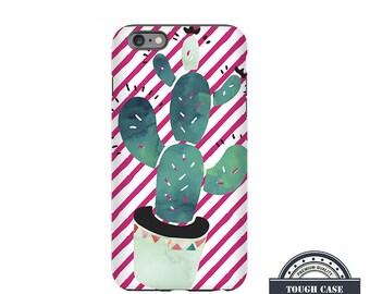 iPhone 7 /7 Plus Case, iPhone 6S 6S Plus Case cactus, Galaxy S7 S6 S6 Edge Plus Case green cactus LG G5 G4 Case ,green phone case T20671