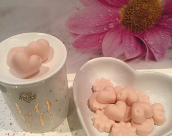 Pink Peony Blush Suede  - Jo Malone Inspired Highly Fragranced Soy Wax Melts