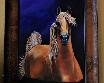 Horse art, Equestrian art, Western Art, Horse paintings, Arabian paintings
