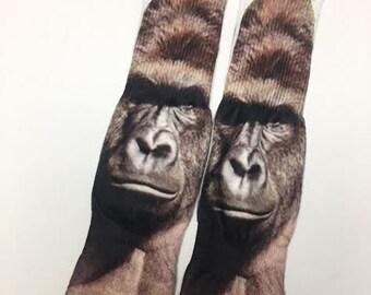 Harambe Socks