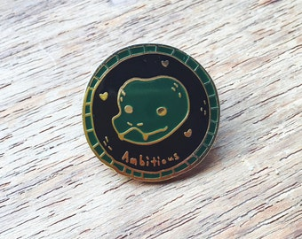 Slytherin Pin