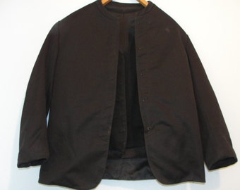 Authentic Amish Jacket and Vest - SKU 1320