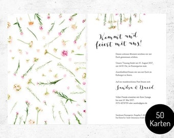 Cards / wedding no.. 7