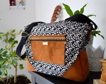 Sling - handbag ethnic - Vegan - Cool - Hippie - DIAZON bag