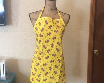 Homemade Ladies Apron