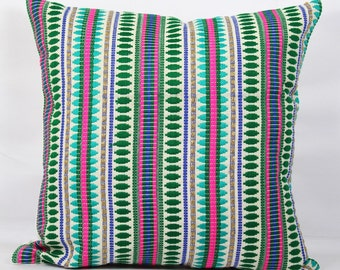 Green throw pillow case 20x20 pillow covers 24 x 24 pillow 22x22  gold throw pillows turquise cover 18x18 throw pillows sofa outdoor pillows