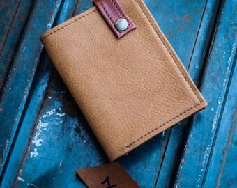 Wallet,full grain leather