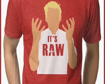 Gordon Ramsay RAW Tri-blend T-Shirt