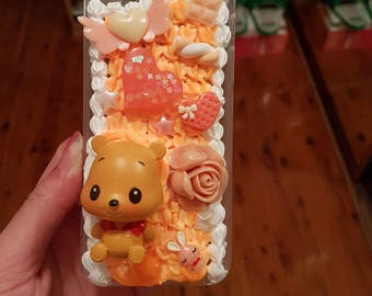 Pooh Bear iPhone 5 decoden case