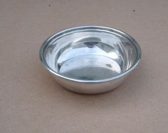 Silver Plated Bowl/Dish - Silver Plated/EPNS - Hawksworth, Eyre & Co - Vintage Silverplate