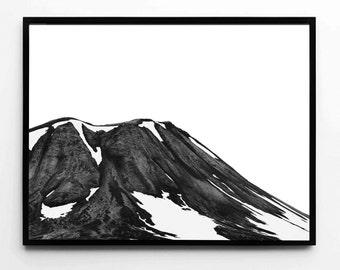 Mountain Photography, Mountains, Mountain Print, Mountain Photo, Mountain Wall Art, Nature Photography, Nature Art, Wall Art, Printable Art