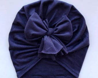 French blue Navi bow
