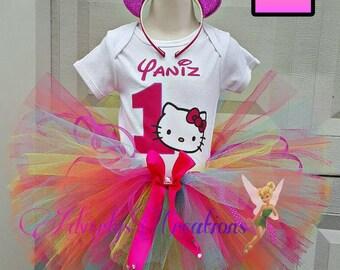 Hello Kitty Tutu set