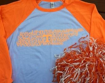 Raglan Tennessee shirt