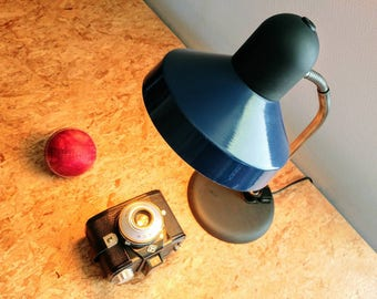 Vintage Dutch desk lamp