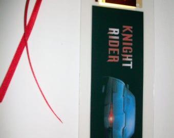 KNIGHT RIDER  Movie Memorabilia Film Cell Bookmark …