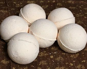 Vanilla Bath Bombs