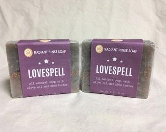 Lovespell Handmade Soap