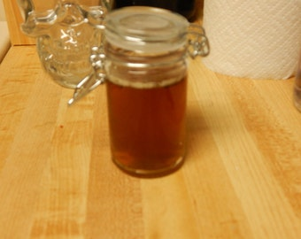 Honey-Clove Cough Syrup