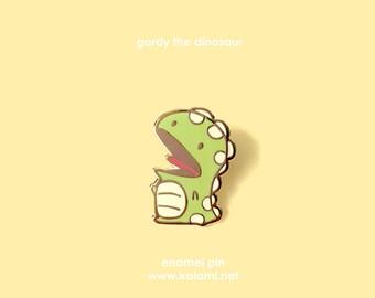 Gordy the Dinosaur Enamel Pin