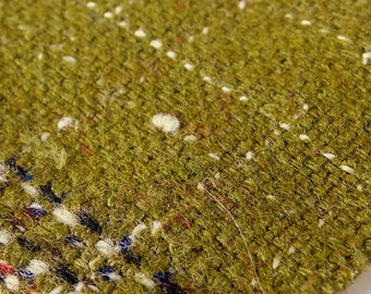 Wool fabric  1.85 yards  green vintage 1960s fabric army green wool fabric fashion wool fabric winter wool suppiesdeadstock USSR vintage