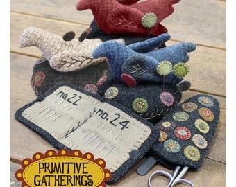 Wool Penny Sewing Needful Things (Kit & Pattern)