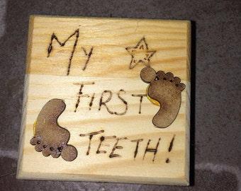 My First Teeth trinket box