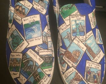 World Traveler Shoes