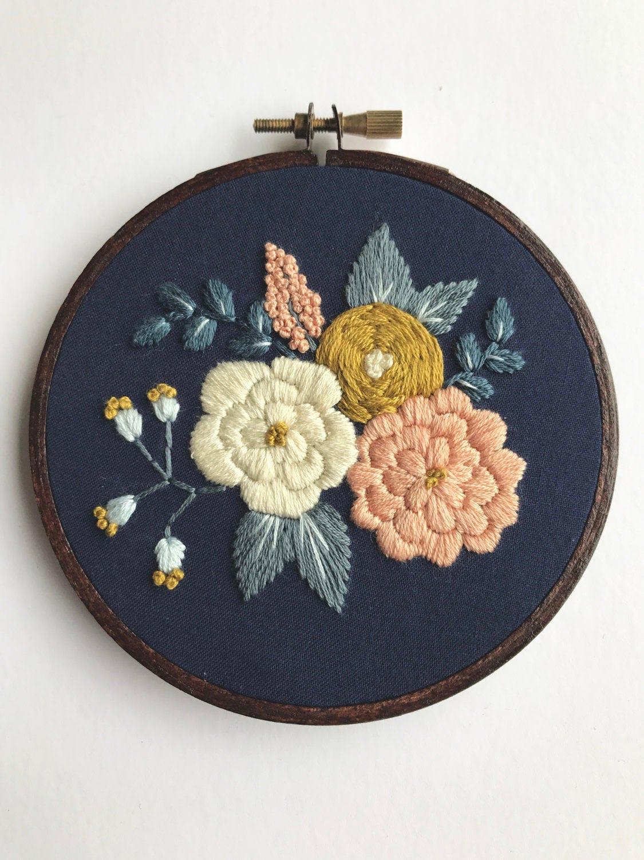 Embroidery kit custom pattern design