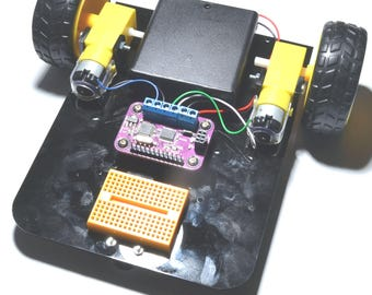 Arduino Bluetooth Robot Kit