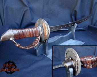 Cog sword / Blade Gears