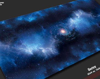 Battle mat:  Vortex -  space landscape for sci-fi miniature wargames Star Wars X-wing, Armada, BFG Gothic